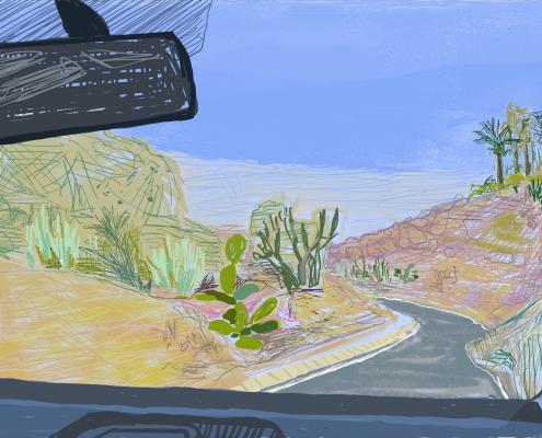 Monte Léon | On the Way Home 09 (949) - iPad